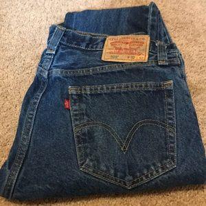 Levi's jeans 32x32